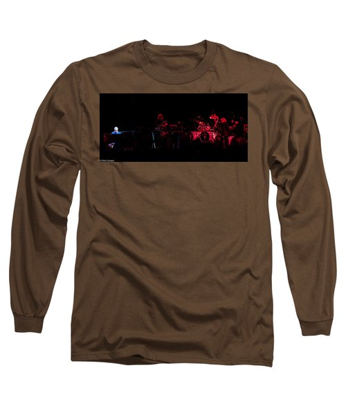 Elton John And Band In 2015 Long Sleeve T-Shirt