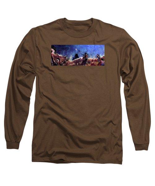 Emily's Ridge Walk Long Sleeve T-Shirt