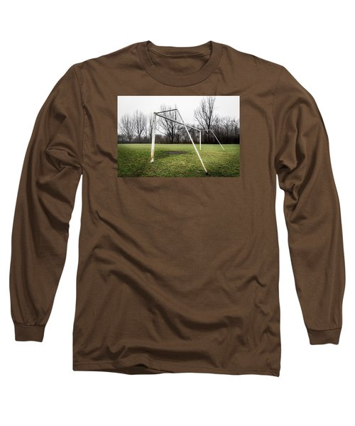 Emptiness Long Sleeve T-Shirt by Celso Bressan