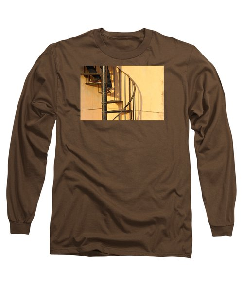Long Sleeve T-Shirt featuring the photograph En Route by Prakash Ghai