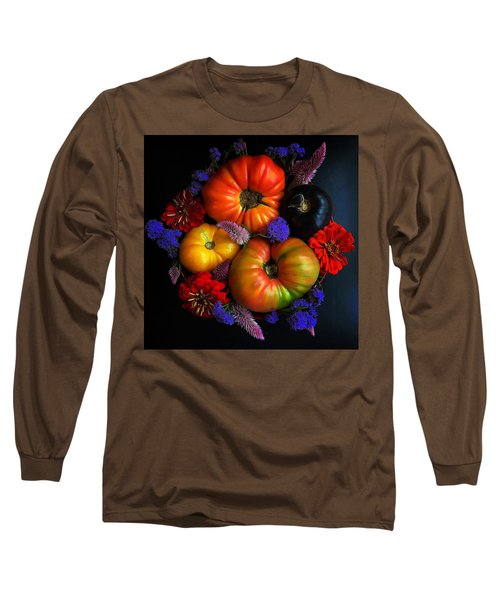 End Of Summer Colors Long Sleeve T-Shirt