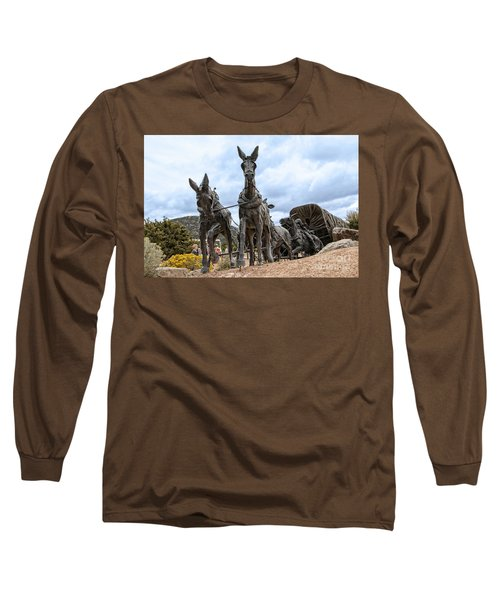 End Of The Long Trail Long Sleeve T-Shirt