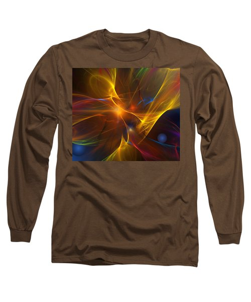 Energy Matrix Long Sleeve T-Shirt