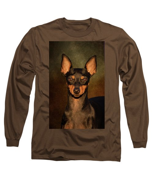 English Toy Terrier Long Sleeve T-Shirt