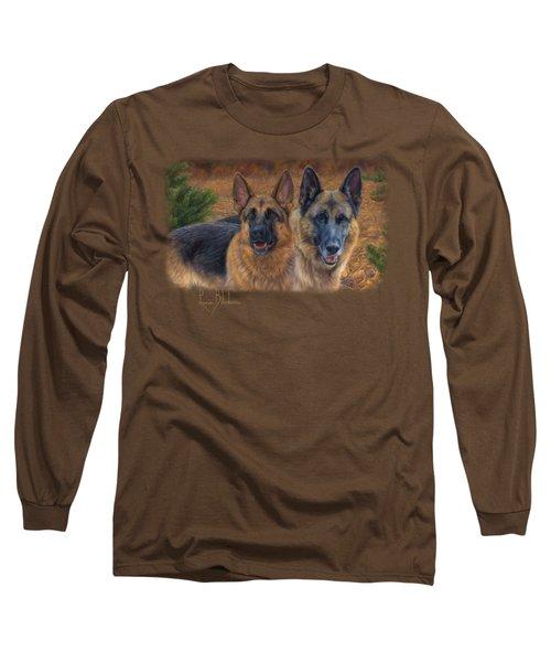 Enjoying The Fall Long Sleeve T-Shirt