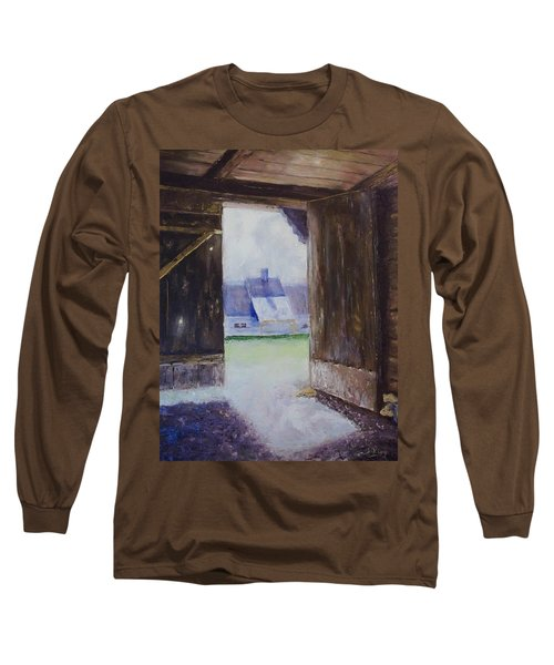 Escape The Sun Long Sleeve T-Shirt
