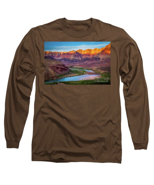 Evening At Cardenas Long Sleeve T-Shirt