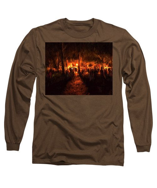 Evening Gathering Long Sleeve T-Shirt