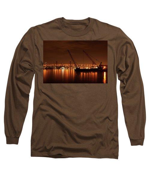 Evening Illumination Long Sleeve T-Shirt