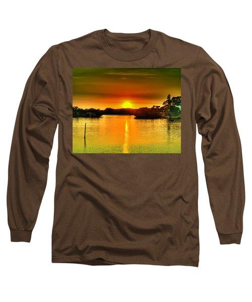 Evening Time Long Sleeve T-Shirt