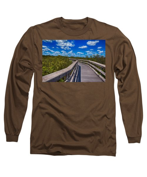 Everglades Trail Long Sleeve T-Shirt