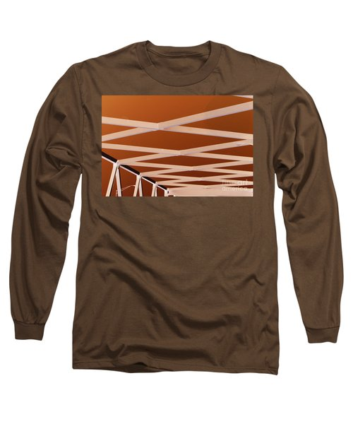 Exes- Red Long Sleeve T-Shirt by Jamie Lynn