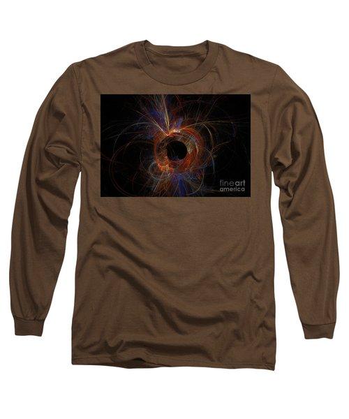 Experiment 9 Long Sleeve T-Shirt by Geraldine DeBoer