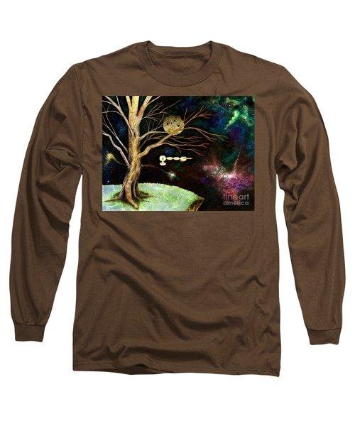 Exploring Long Sleeve T-Shirt