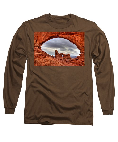 Eye Of The Storm Long Sleeve T-Shirt