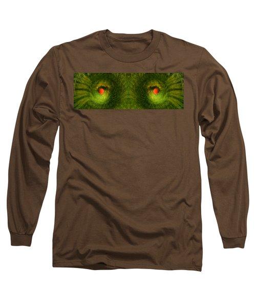 Eyes Of The Garden-2 Long Sleeve T-Shirt
