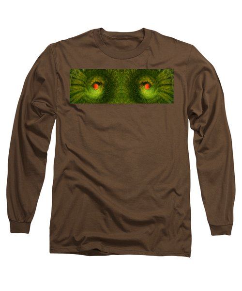 Eyes Of The Garden-2 Long Sleeve T-Shirt