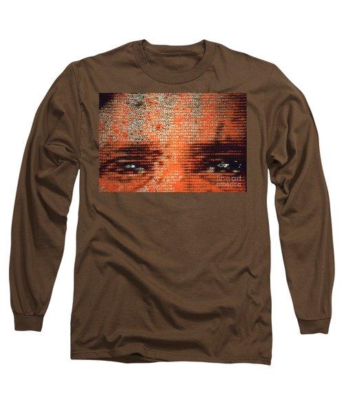 Eyes Tell All Long Sleeve T-Shirt
