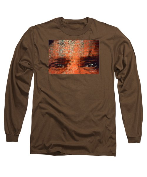 Eyes Tell All Long Sleeve T-Shirt