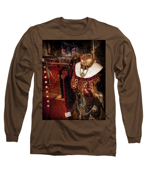 Paris, France - Fait Main En France Long Sleeve T-Shirt