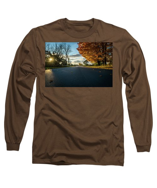 Fall Day Long Sleeve T-Shirt