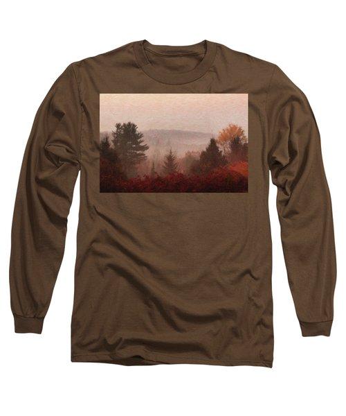 Fall Foliage Long Sleeve T-Shirt