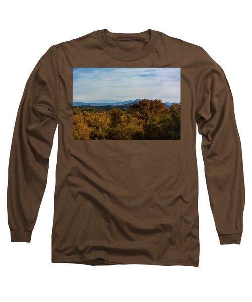 Fall In The Desert Long Sleeve T-Shirt