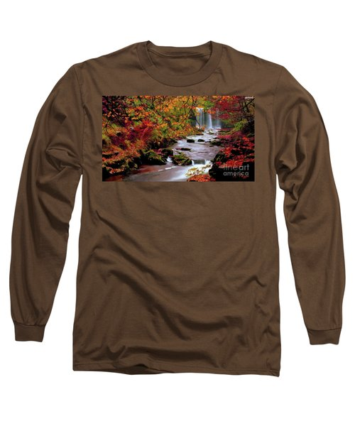 Fall It's Here Long Sleeve T-Shirt