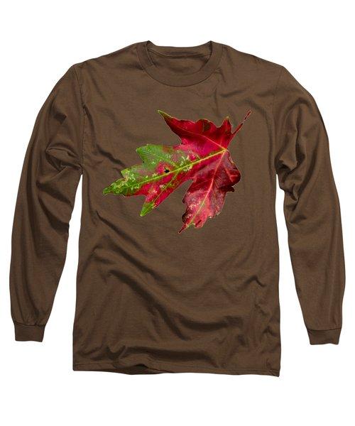 Fall Leaf Long Sleeve T-Shirt
