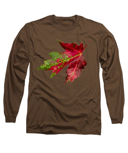 Fall Leaf Long Sleeve T-Shirt