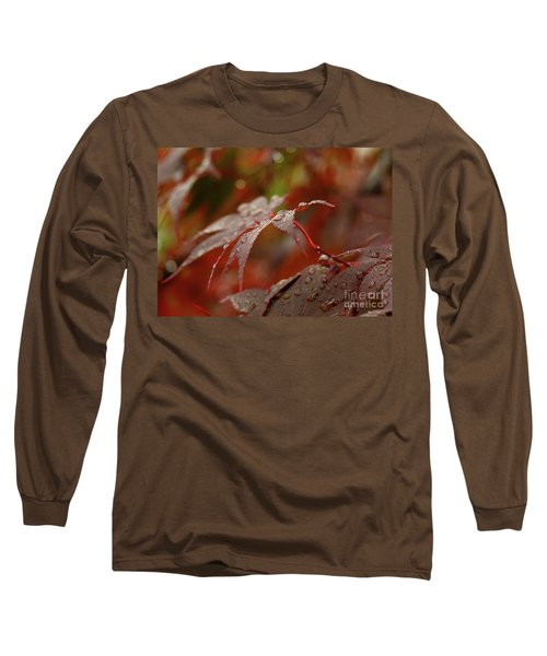 Fall Rain Long Sleeve T-Shirt