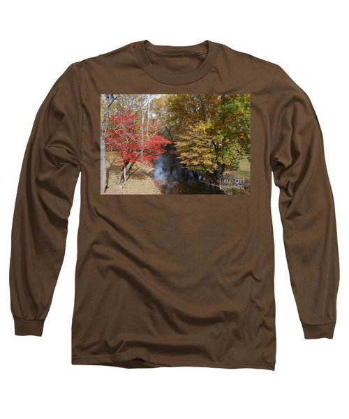 Fall Transition Long Sleeve T-Shirt by Eric Liller