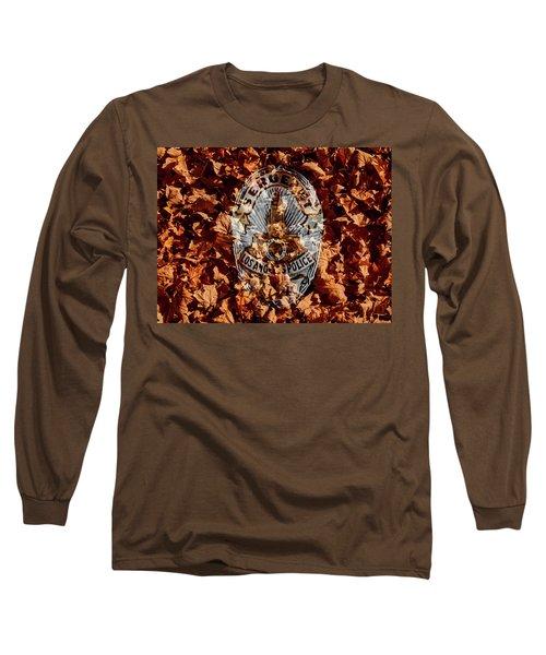 Long Sleeve T-Shirt featuring the photograph Fallen  by Randy Sylvia