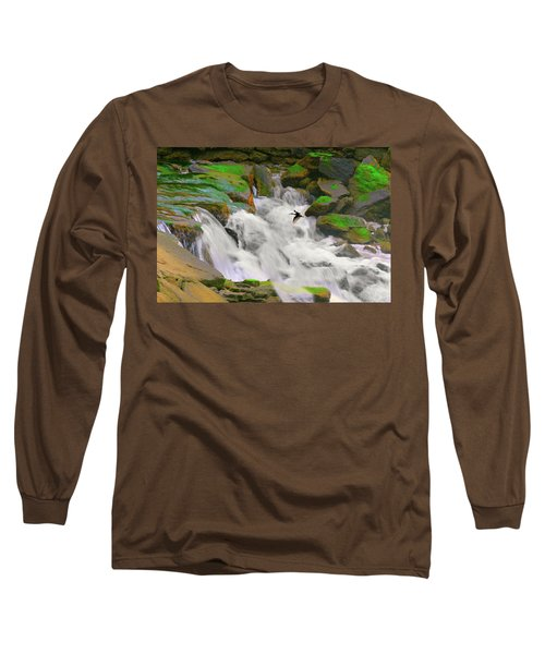 Falling Over Long Sleeve T-Shirt