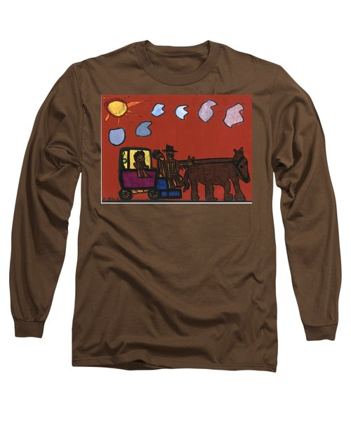 Family Transport Long Sleeve T-Shirt