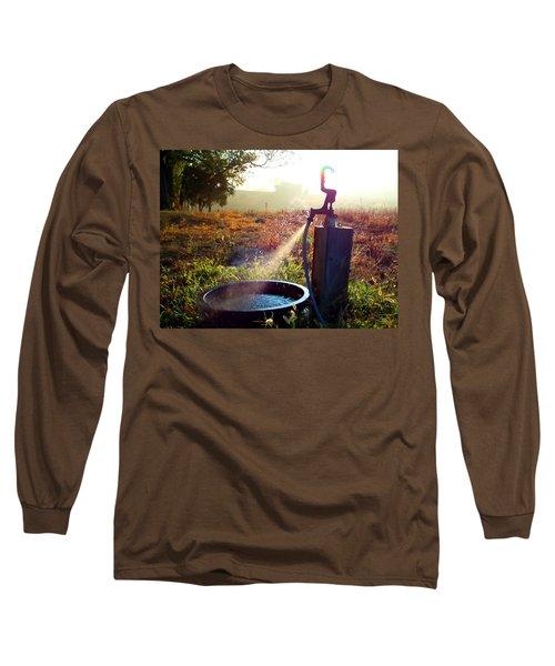 Farm Life 5 Long Sleeve T-Shirt