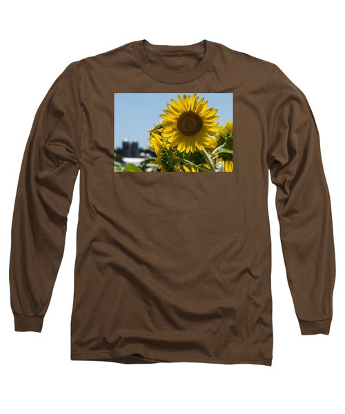 Farm Sunshine Long Sleeve T-Shirt