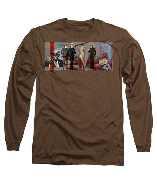 Fat Necks Long Sleeve T-Shirt