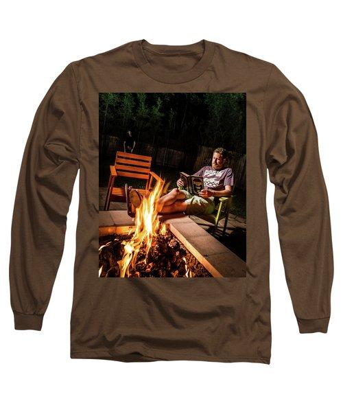 Fear By Fire Long Sleeve T-Shirt