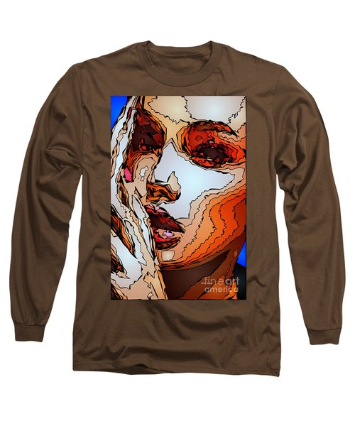 Female Expressions Viii Long Sleeve T-Shirt