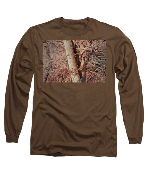 Fence Post Buddy Long Sleeve T-Shirt