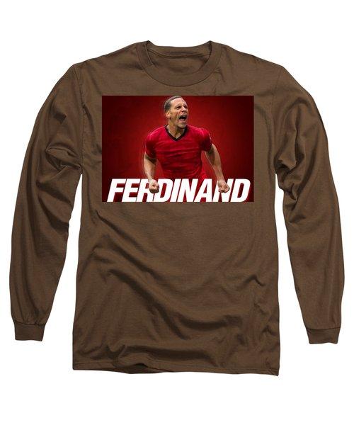 Ferdinand Long Sleeve T-Shirt by Semih Yurdabak