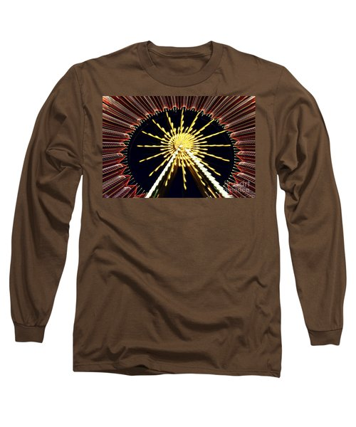 Ferris Wheel Long Sleeve T-Shirt