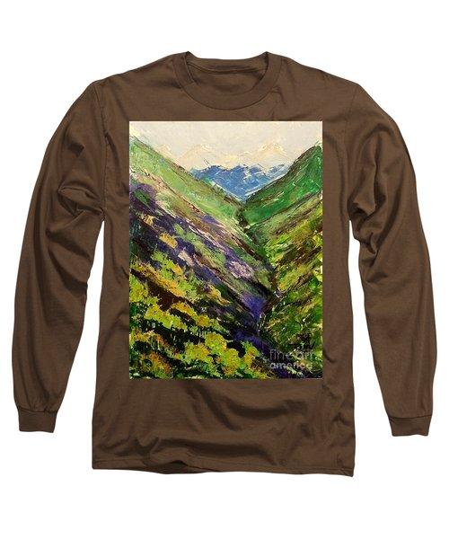 Fertile Valley Long Sleeve T-Shirt