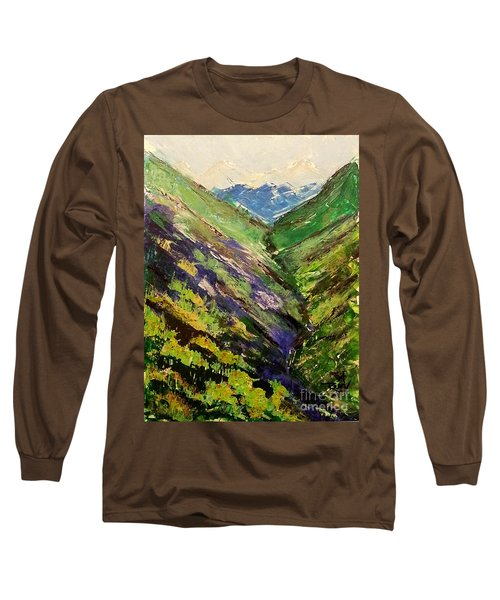 Fertile Valley Long Sleeve T-Shirt