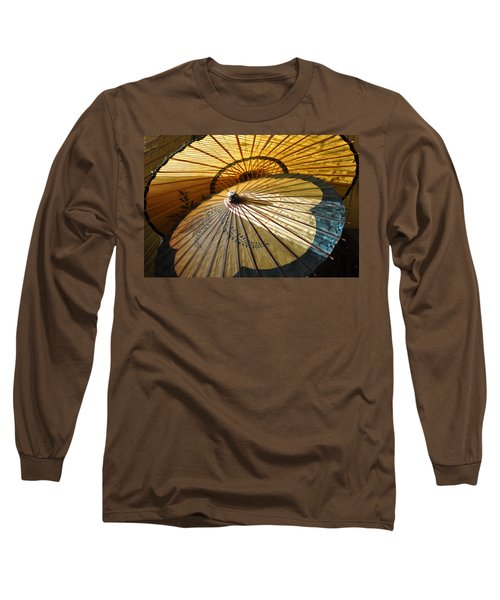 Long Sleeve T-Shirt featuring the photograph Filtered Light by Jan Amiss Photography