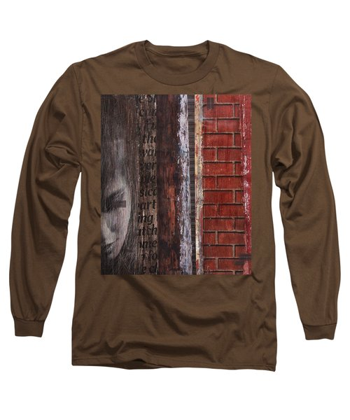 Find Me Long Sleeve T-Shirt