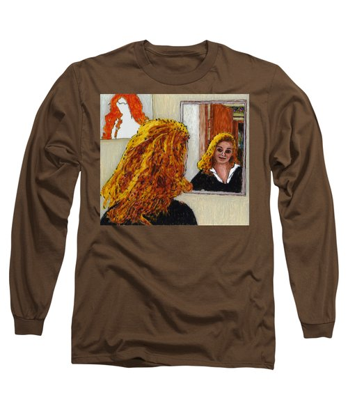 Finding Claudia Long Sleeve T-Shirt
