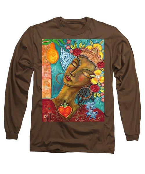 Finding Paradise Long Sleeve T-Shirt by Shiloh Sophia McCloud