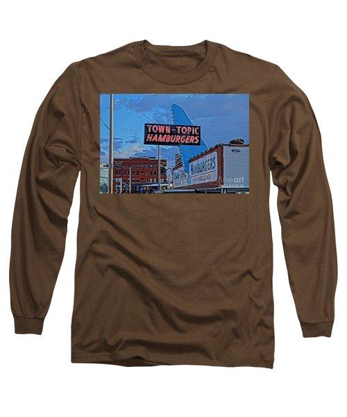 Fine Dinning Long Sleeve T-Shirt